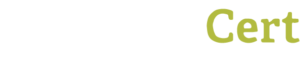 SimpleCert Knowledge Base Logo White.