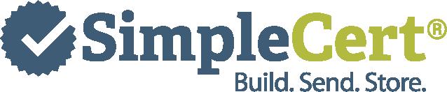 SimpleCert Logo.