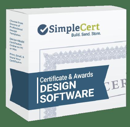 Certificate Examples Simplecert
