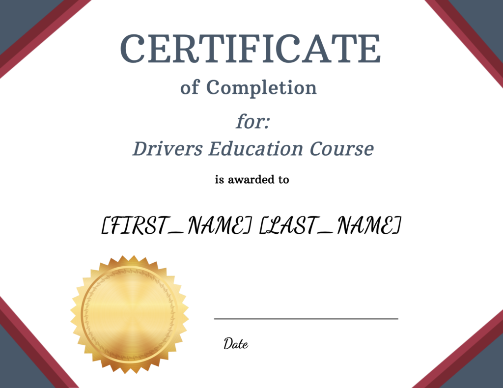 Drivers-ed-certificate-of-completion-certificate.