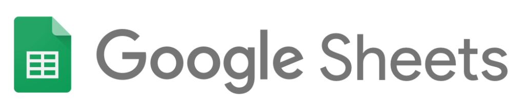 Google Sheets Logo.